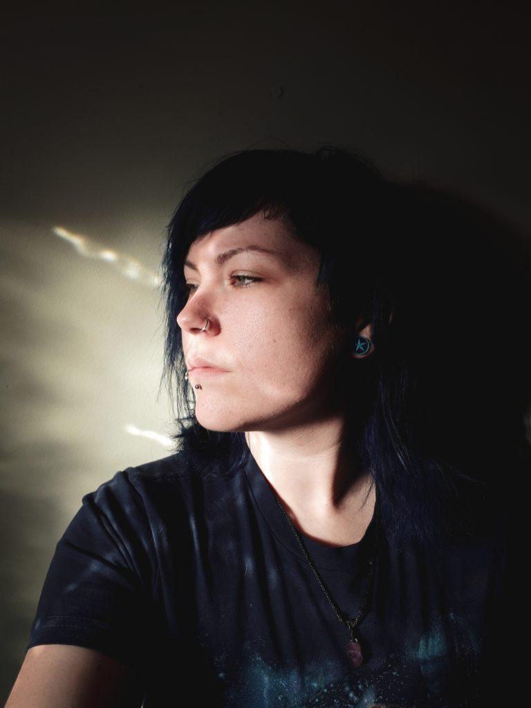 Cassie Noble portrait