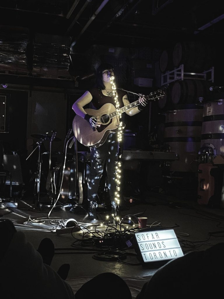 Cassie Noble Live At Sofar Sounds